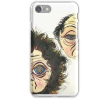 Old Creatures iPhone Case/Skin