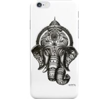 Ganesha - Hindu God of Wisdom iPhone Case/Skin