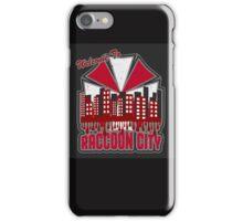 Raccoon City iPhone Case/Skin