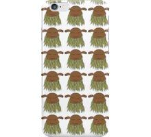 ~ Beard man (peace) pattern' iPhone Case/Skin