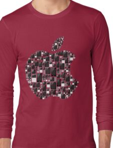 APPLE - IPAD IPHONE IPOD TOUCH Long Sleeve T-Shirt