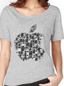 APPLE - IPAD IPHONE IPOD TOUCH Women's Relaxed Fit T-Shirt