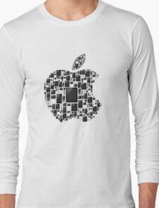 APPLE - IPAD IPHONE IPOD TOUCH Long Sleeve T-Shirt