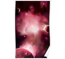 Gravitational Pull Poster