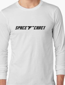 Retro Space Cadet Long Sleeve T-Shirt