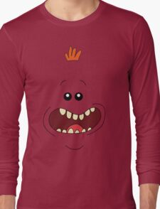 Meeseeks and Destroy Long Sleeve T-Shirt