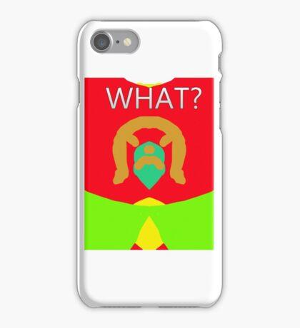 The Ungrateful Man iPhone Case/Skin