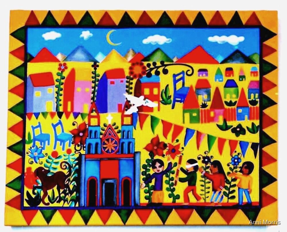 Celebration by Anni Morris