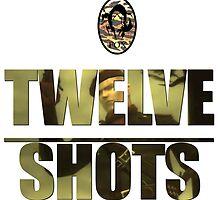 """Ocelot """"Twelve Shots"""" by friedbanana"""