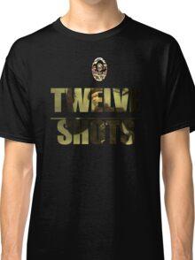 """Ocelot """"Twelve Shots"""" Classic T-Shirt"""