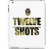 "Ocelot ""Twelve Shots"" iPad Case/Skin"