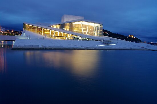 Oslo Opera House by openyourap