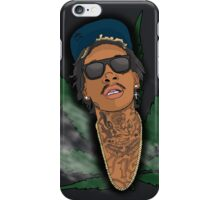Young, wild and free iPhone Case/Skin