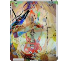 Music Girl iPad Case/Skin