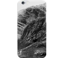 Path to Pike Of Stickle From Harrison Stickle Summit iPhone Case/Skin