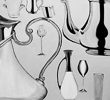 Kitchen Love by Susan van Zyl