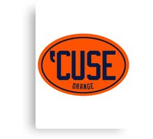 'CUSE - Retro Canvas Print