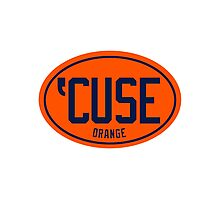'CUSE - Retro Photographic Print