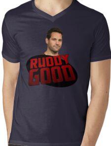 ANT MAN IS RUDDY GOOD Mens V-Neck T-Shirt