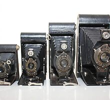 Kodak Lineup by Keith G. Hawley