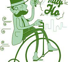 Tally Ho by GordonGraphics