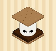 Kawaii Smore by kittybox