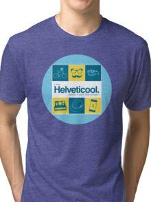 I'm helveticool Tri-blend T-Shirt