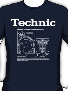 technical shirt  T-Shirt