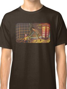 Let's Go - Abed & Annie Classic T-Shirt