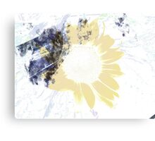 A Layer of Sun Canvas Print