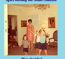 The Babysitter Blues by Uncle McPaint