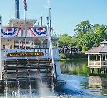 Liberty Belle by seira77