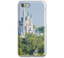 A castle in the forest iPhone Case/Skin