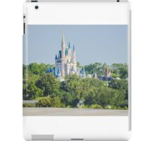 A castle in the forest iPad Case/Skin