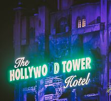 The Hollywood Tower Hotel by seira77