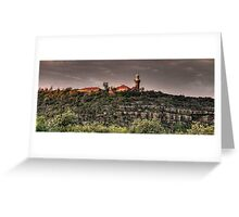 Guardian - Barenjoey Lighthouse, Palm Beach Sydney - The HDR Experience Greeting Card
