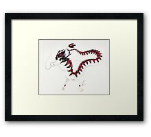 How To Train Your Chinese Dragon Framed Print