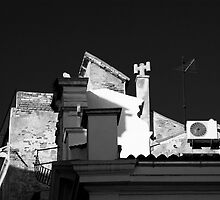 Roofs by Blaz Erzetic