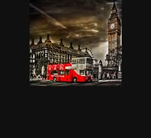 London Sightseeing Tours bus Womens T-Shirt