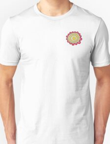 Cartoon Flower Unisex T-Shirt