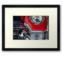 """ Close Up and Personal "" Framed Print"