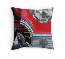 """ Close Up and Personal "" Throw Pillow"