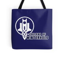 College of Winterhold Tote Bag