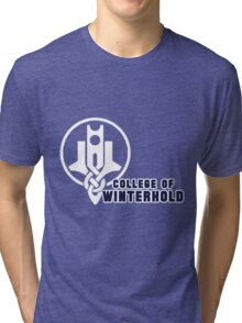 College of Winterhold Tri-blend T-Shirt