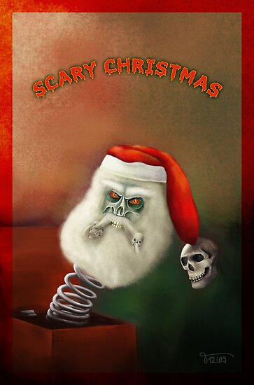 Scary Christmas by Tanja Udelhofen
