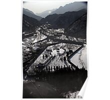 Beijing China Great Wall Poster