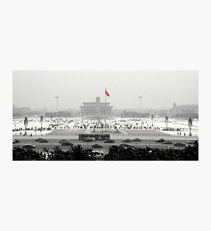 Beijing Tiananmen Photographic Print