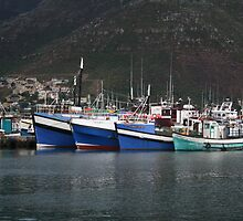 Cape Town.. Hout bay by Mark Braham
