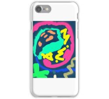 Why Keep A Good Artist Down Baby iPhone Case/Skin