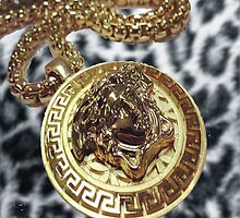Versace Gold Chronix by Trixstar
